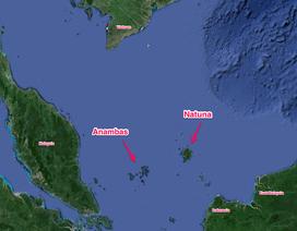 Trung Quốc thừa nhận chủ quyền của Indonesia đối với quần đảo Natuna