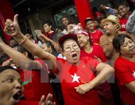 Bầu cử Myanmar: Đảng Liên đoàn Quốc gia vì dân chủ thận trọng đón nhận chiến thắng