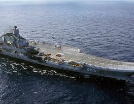 Nga phủ nhận điều tàu sân bay hạng nặng đến Syria