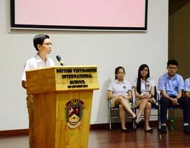 Bản sắc Việt trong môi trường giáo dục quốc tế