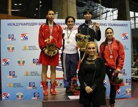 Hạ đối thủ Thái Lan, tay đấm Việt Nam giành HCV Boxing