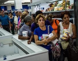 Kinh tế Venezuela đã suy sụp tới mức nào?