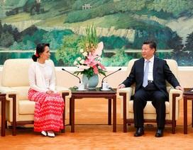 """Số phận các dự án """"tai tiếng"""" của Trung Quốc tại Myanmar"""