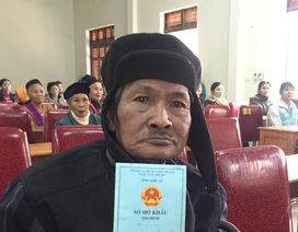Cụ ông nghèo 83 tuổi quyết xin ra khỏi... hộ nghèo