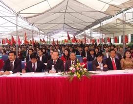 Trường Đại học Thái Bình  long trọng tổ chức Lễ Khai giảng năm học mới