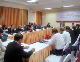 Hội thảo Thực trạng Trung tâm học tập cộng đồng và định hướng tiêu chí đánh giá