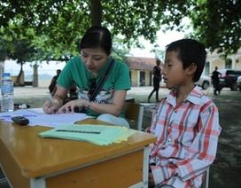 """42% trẻ em cho rằng """"được học hành là một quyền của trẻ em"""""""