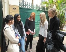 Australia đầu tư 100 triệu đô la đưa sinh viên sang châu Á học tập