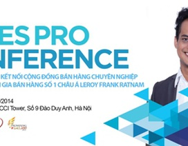 Học bán hàng từ Triệu phú Singapore Leroy Frank Ratnam