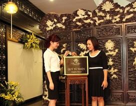 Kỷ niệm 1 năm thành lập  Nhà hàng chay Thiện Phát