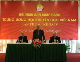Hội nghị Ban Chấp hành Trung ương Hội Khuyến học Việt Nam lần thứ 6
