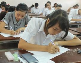 3 mức điểm xét công nhận tốt nghiệp THPT quốc gia 2015