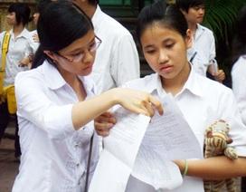 Quy chế thi giải tỏa khó khăn của học sinh vùng khó