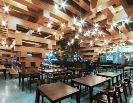 Cheering Restaurant vào tốp 6 công trình thương mại xuất sắc nhất thế giới
