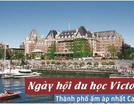 Ngày hội du học Victoria – Thành phố ấm áp nhất Canada
