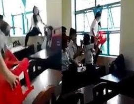 Nên có lễ tạ lỗi cho các học sinh đánh bạn!