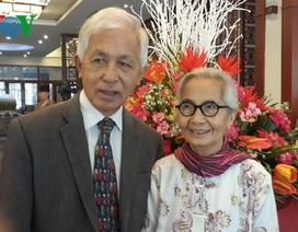 Giáo sư Trần Thanh Vân - tấm lòng vì thế hệ trẻ Việt Nam
