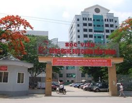 Kiến nghị để Học viện Công nghệ Bưu chính viễn thông tiếp tục trực thuộc Bộ TT-TT