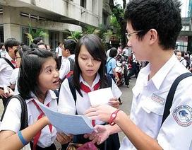 """TP HCM công bố tỷ lệ """"chọi"""" thi vào lớp 10"""