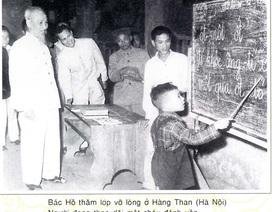 Quán triệt tư tưởng giáo dục Hồ Chí Minh trong phong trào học tập suốt đời
