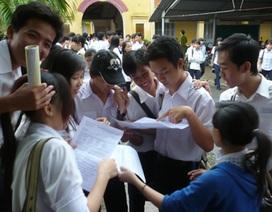 Gần 1 triệu học sinh đăng ký tham dự kỳ thi THPT Quốc gia 2015