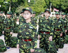 """Đồng hành với """"Học kỳ Quân đội"""""""