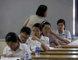 Sáng nay, hơn 1 triệu thí sinh làm thủ tục dự thi THPT quốc gia