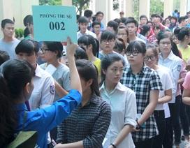 Đã có thí sinh đạt 124 điểm thi đại học