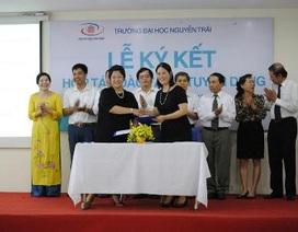 Trường ĐH Nguyễn Trãi cam kết 100% sinh viên ra trường có việc làm
