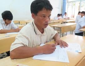 Những ông bố vượt rừng thi tốt nghiệp để vợ nể…