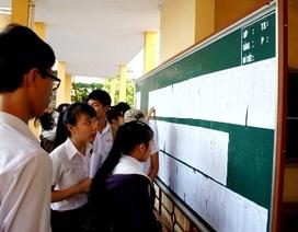 Yêu cầu các trường công khai thông tin tuyển sinh