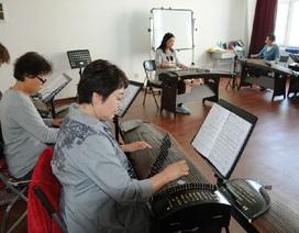 Trung Quốc: Trường đại học dành cho người cao tuổi