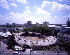 """Ngắm ngôi trường mẫu giáo """"trong mơ"""" ở Nhật Bản"""