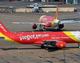VietJetAir mở đường bay TP.HCM - Vinh