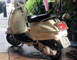 Nữ sinh trường Y trộm xe máy đền người yêu