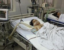 Vụ lật xe lữ hành Việt tại Lào: Hầu hết các nạn nhân đã xuất viện