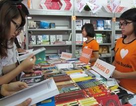 Sôi động hội chợ sách quốc tế - Việt Nam lần thứ IV