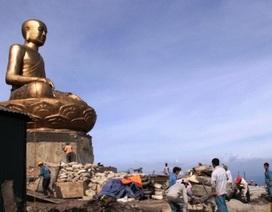 Bảo tượng đồng Phật hoàng Trần Nhân Tông 75 tỷ được thi công thế nào?