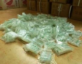 Vụ bắt 80.000 ống thuốc kích phọt: Phát hiện nhiều độc tố cấm dùng