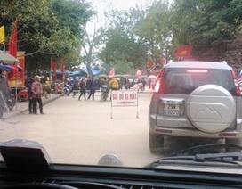 Chính quyền nhận sai, BQL hứa dẹp chiêu trò moi tiền du khách tại hội đền Kiếp Bạc