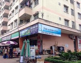 """Bài 1: Nhập nhèm việc cho thuê """"chui"""" diện tích kinh doanh dịch vụ tái định cư giữa thủ đô"""