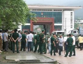 Chặn đứng nhóm người Trung Quốc nghi có liên quan đến nhóm xả súng