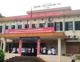 Bán khống giấy khám sức khỏe, cán bộ bệnh viện bị đình chỉ công tác