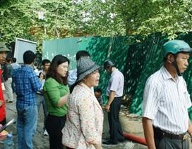 Lùm xum dự án Trung tâm thương mại bị khiếu kiện kéo dài tại phường Nhân Chính
