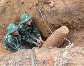 Hơn 2.500 người chết do bom mìn sót lại sau năm 1975