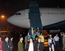 Công bố phương án hỗ trợ lao động Việt Nam từ Libya về nước sớm