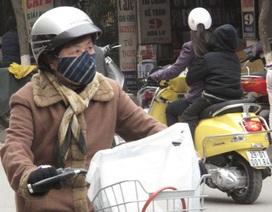 Thêm không khí lạnh tràn về, miền Bắc rét hại dài ngày
