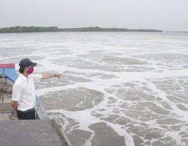 Xả nước thải phải nộp phí bảo vệ môi trường