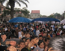 """Bắt """"bệnh"""" nạn lao động Việt Nam bỏ trốn tại Hàn Quốc"""