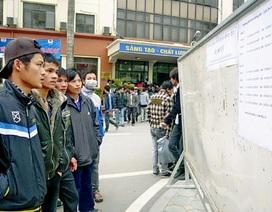 Lao động muốn sang Hàn Quốc phải ký quỹ 100 triệu đồng